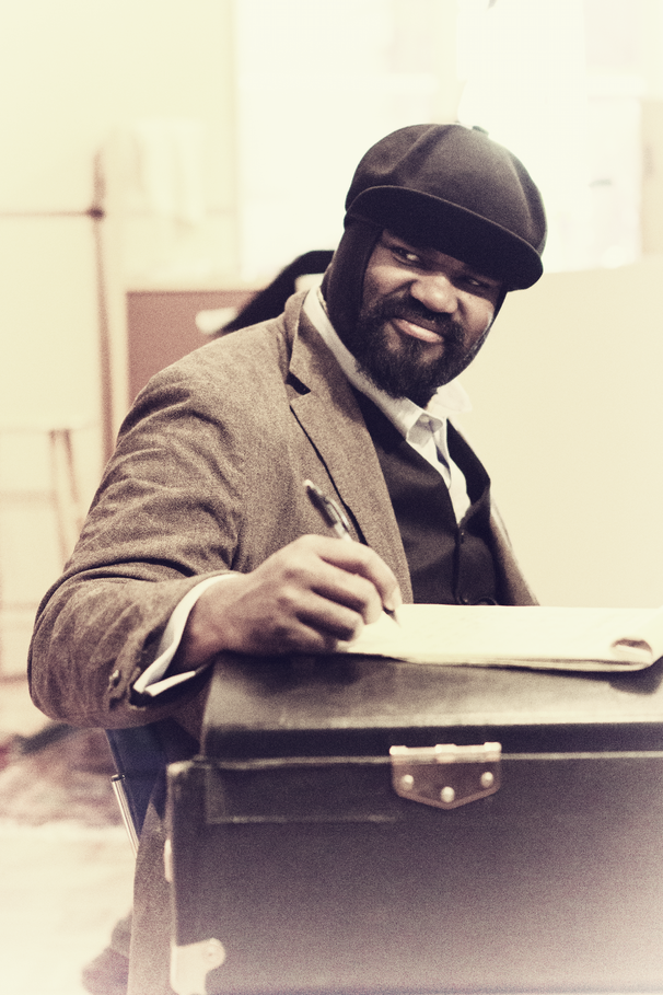 Gregory Porter 2013 © Shawn Peters