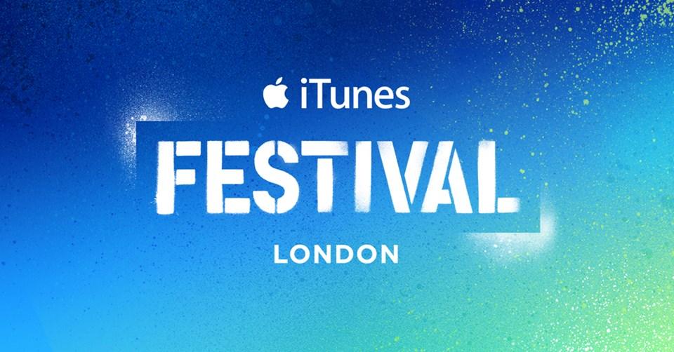 iTunes Festival Header