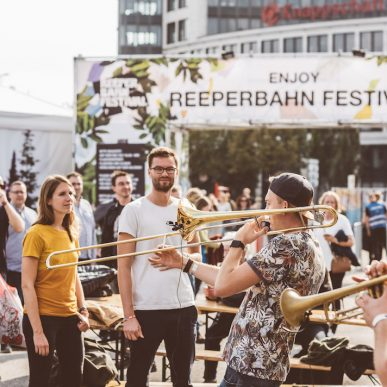 Reeperbahnfestival Review 2017 - Teil 3: Diversity & Networking