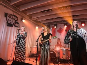 Reeperbahnfestival 2018 Rosie and The Riveters