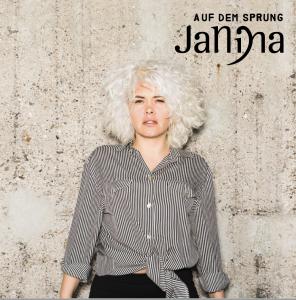 Janina Auf dem Sprung Cover