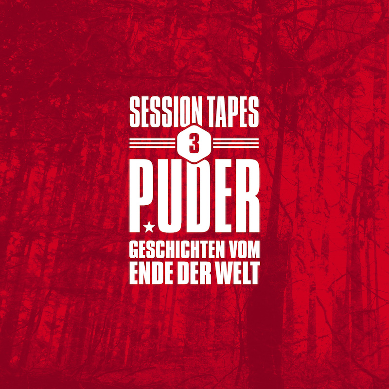 Puder Session Tapes Cover Single