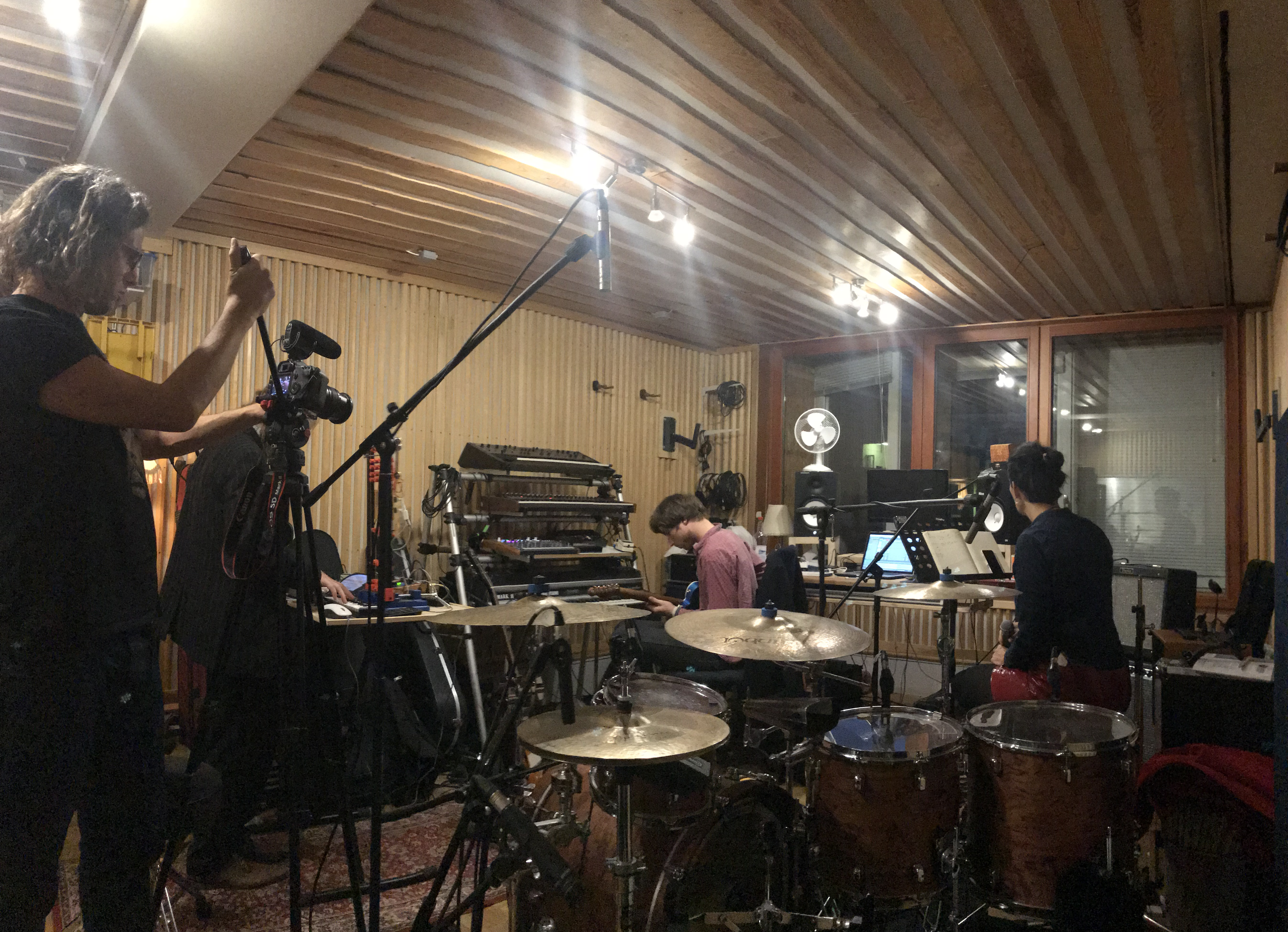 Puder Session Tapes 3 - Studio 2
