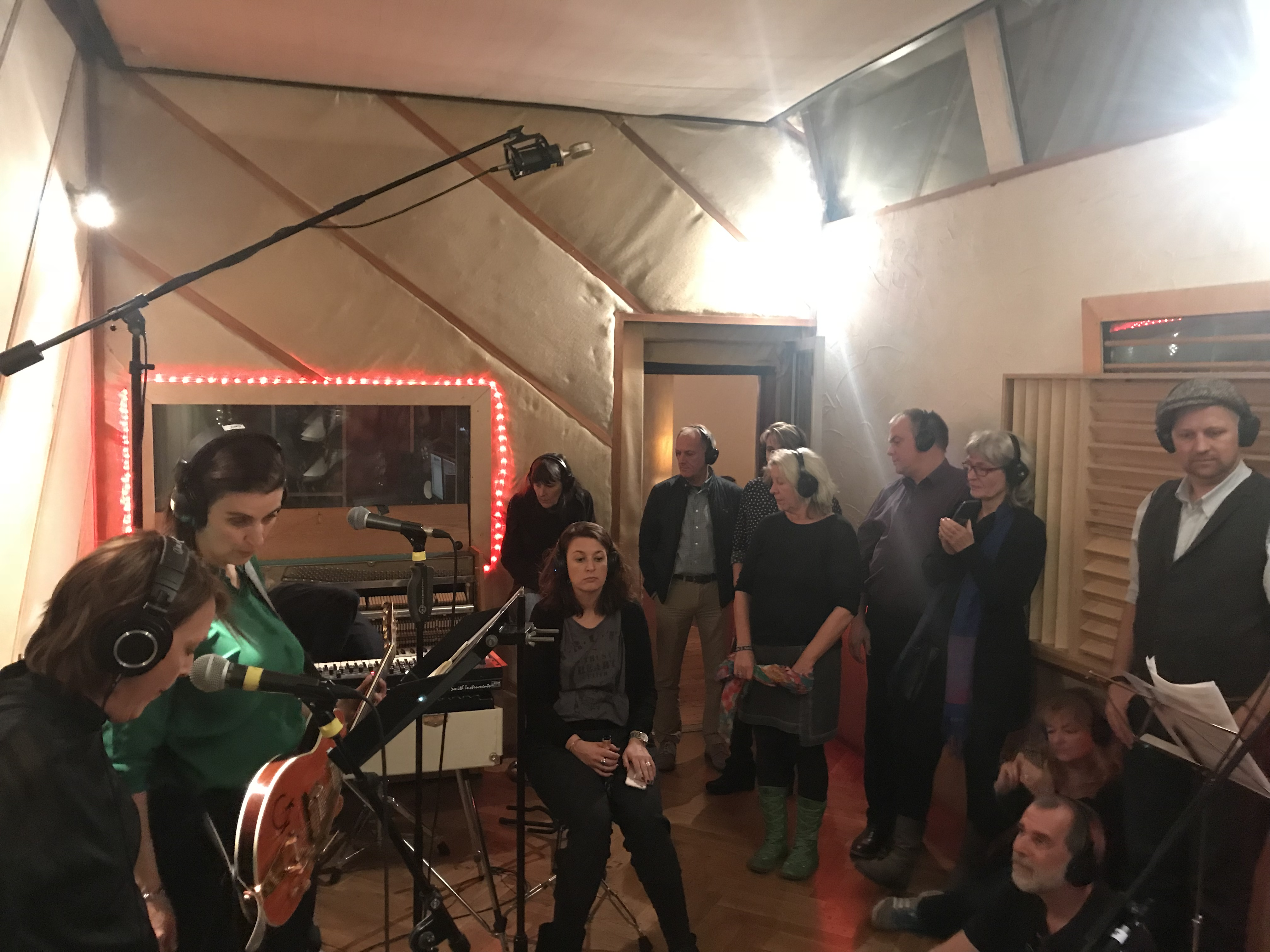 Puder Session Tapes 3 - Studio 6
