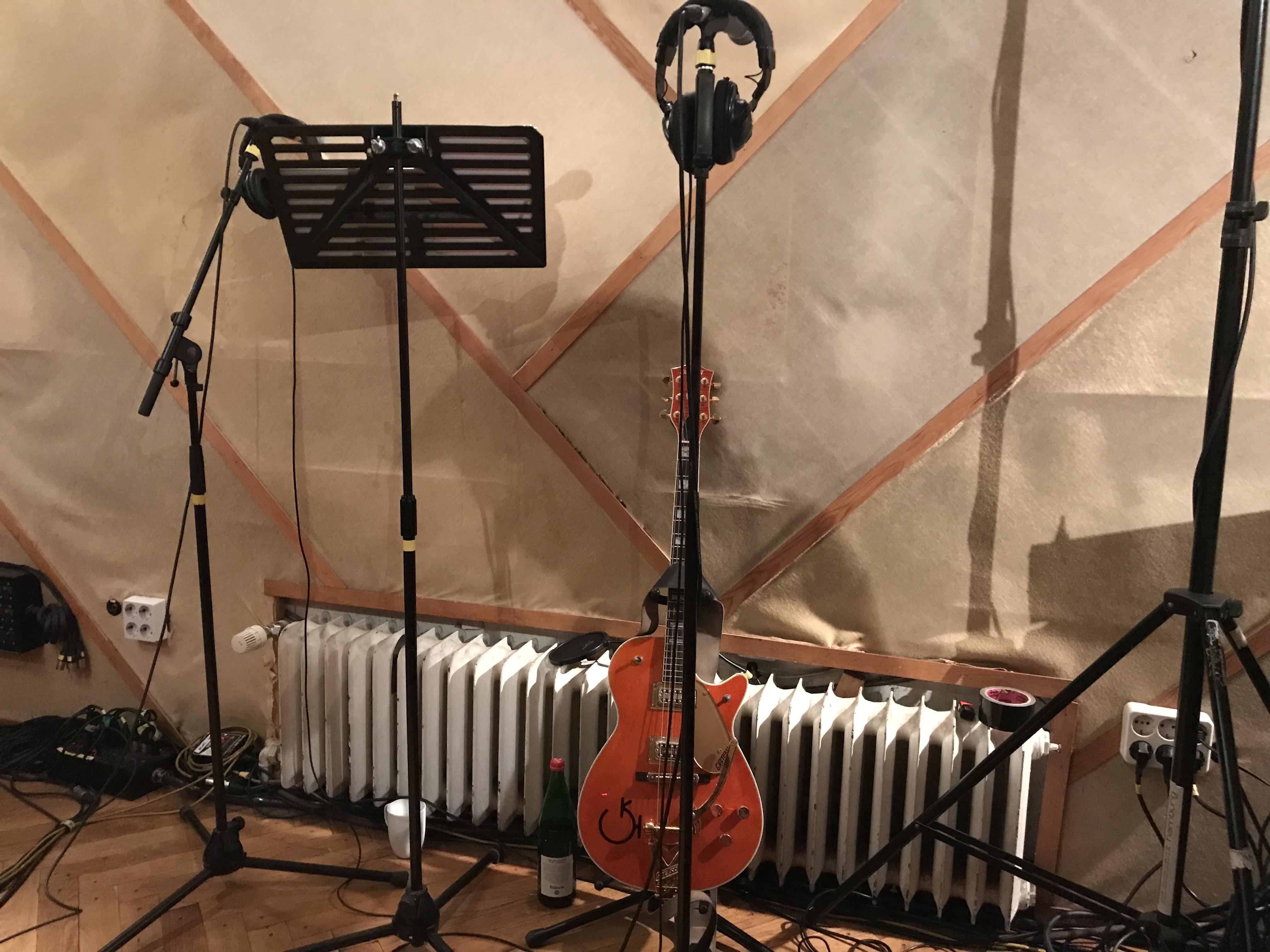 Puder Session Tapes 3 - Studio 5