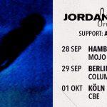 Jordan Rakei stoppt in Deutschland mit Jazz, Soul & HipHop