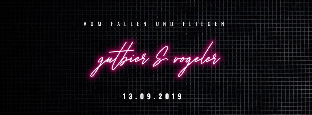 Konzert-Tipps Gutbier & Vogeler