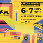 Vorschau – MOST WANTED: MUSIC Convention 2019