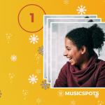 Der MUSICSPOTS Danke Adventskalender 2019!