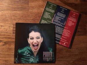 Puder Xmas Verlosung Session Tapes 1 -3