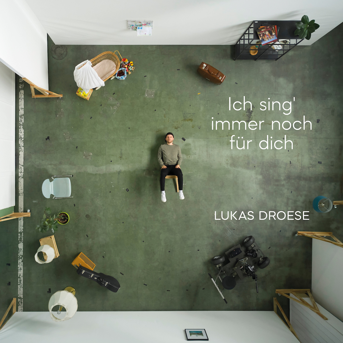 Lukas Droese Single Cover