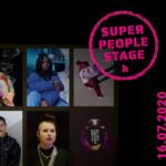 Mehr Frauen auf Hamburgs Bühnen dank der SUPER PEOPLE STAGE