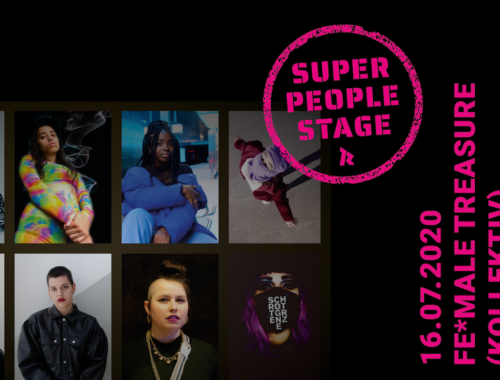 Super People Stage