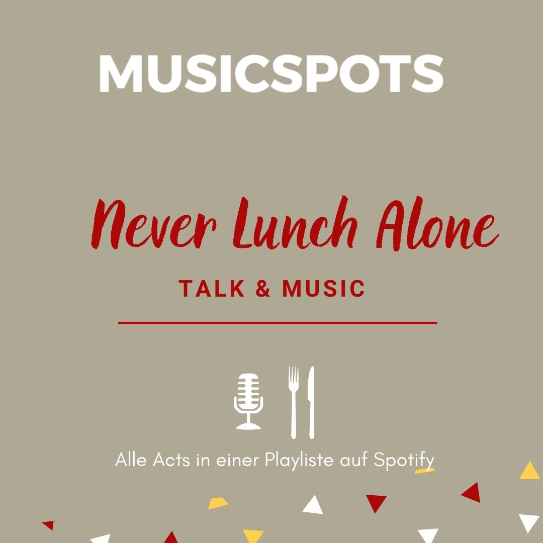 Never Lunch Alone Playliste