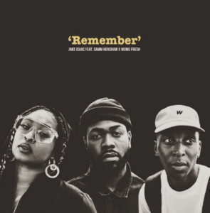 Jake_Isaac_remember_Cover