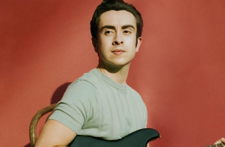 Dylan Chambers – `Breakdown' funkige neue Single