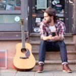 John Steam Jr. - Folk & Blues auf Simple