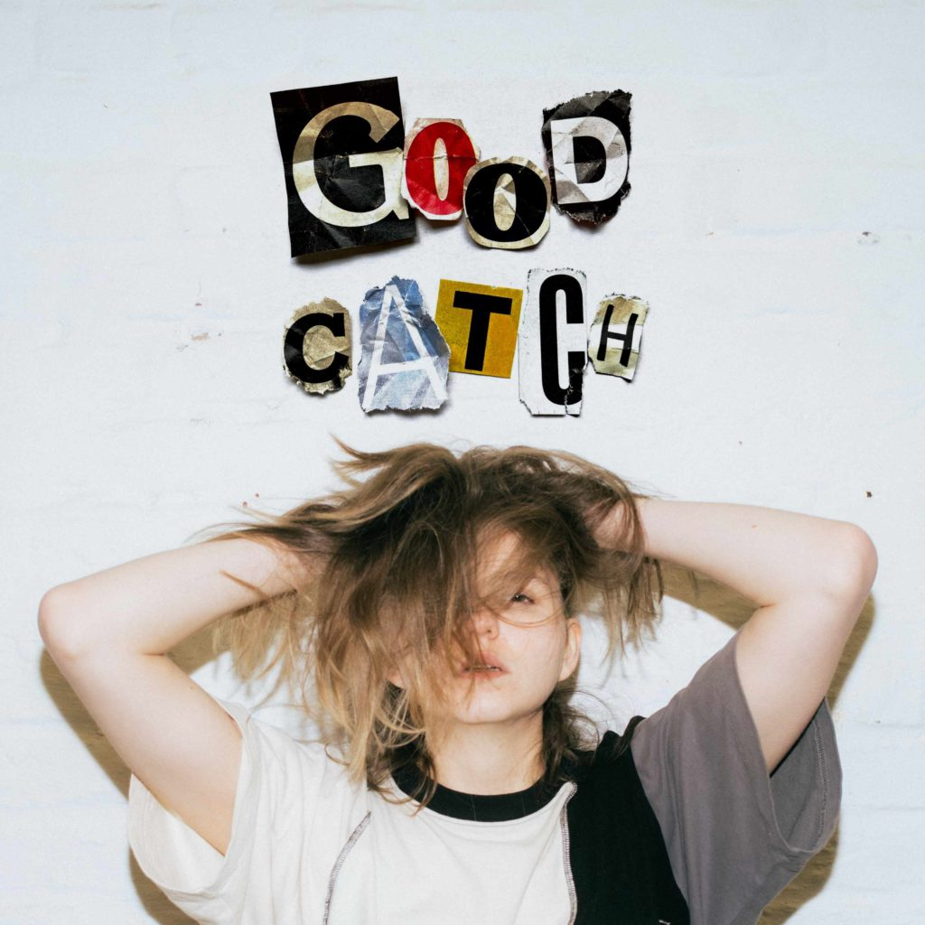 Good Catch cover _Lauringer