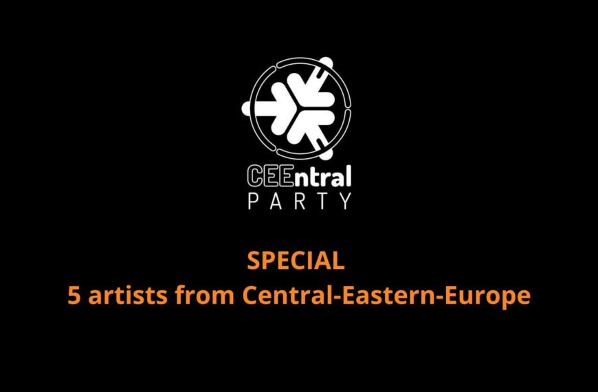 5 Bands aus Osteuropa präsentiert von der CEENtral Party initiative