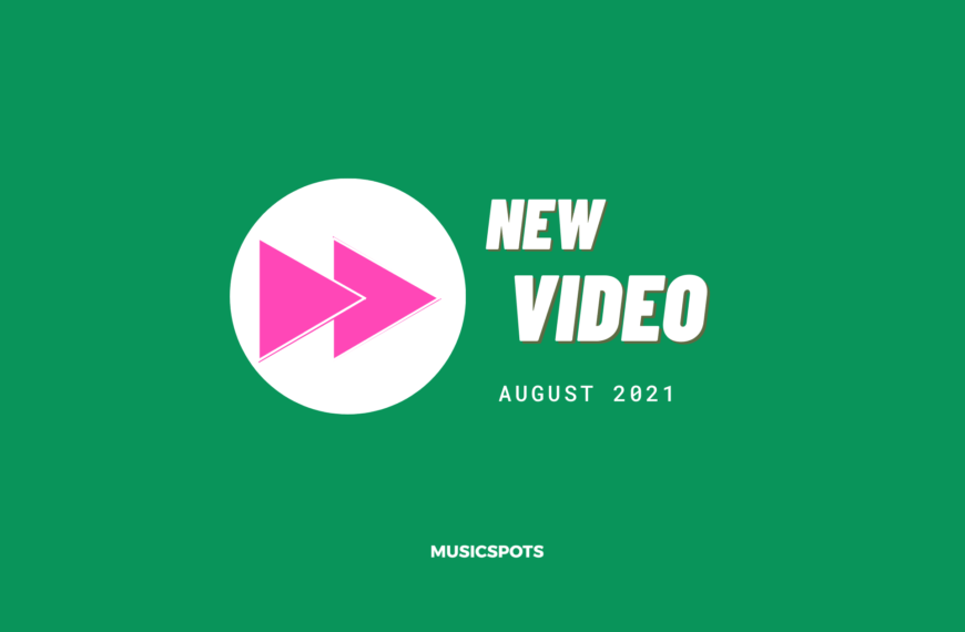 Videos im August – bunt gemischter Sommersound